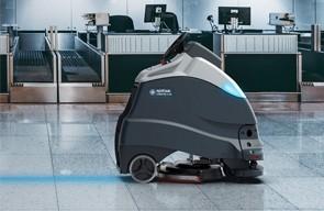 Autolaveuses autonomes : bien plus que des machines