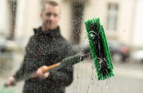 Un système de nettoyage avec eau pure